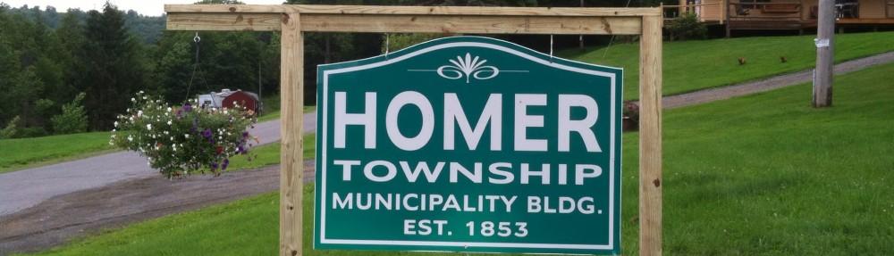 HOMER TOWNSHIP